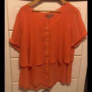 Ny collection women's blouse GUC size 2X🍑